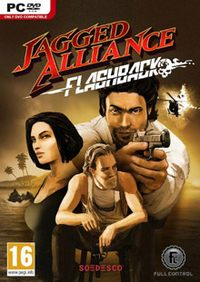 Okładka Jagged Alliance: Flashback (PC)
