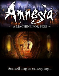 Okładka Amnesia: A Machine for Pigs (PC)