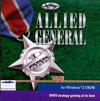 Game Box for Allied General (PC)