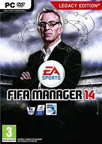 Game Box for FIFA Manager 14 (PC)