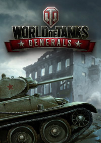 Game World of Tanks Generals (WWW) cover