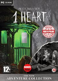 Okładka 1heart (PC)