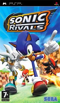 Okładka Sonic Rivals (PSP)
