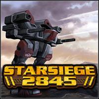 Okładka StarSiege: 2845 (PC)