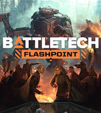 Game Box for BattleTech: Flashpoint (PC)