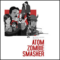 Okładka Atom Zombie Smasher (PC)