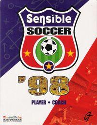 Okładka Sensible Soccer '98 (PC)