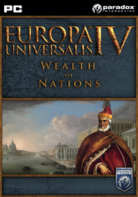 Okładka Europa Universalis IV: Wealth of Nations (PC)