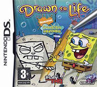Okładka Drawn to Life: SpongeBob SquarePants Edition (NDS)