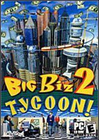Okładka Big Biz Tycoon 2 (PC)