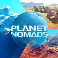 Game Box for Planet Nomads (PC)