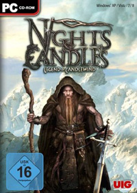 Okładka The Legend of Candlewind: Nights & Candles (PC)