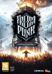 Game Box for Frostpunk (PC)