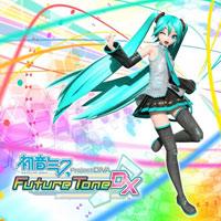 Okładka Hatsune Miku: Project Diva Future Tone DX (PS4)
