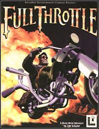 Okładka Full Throttle (PC)