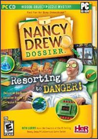 Okładka Nancy Drew Dossier: Resorting to Danger (PC)