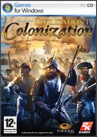 Okładka Sid Meier's Civilization IV: Colonization (PC)