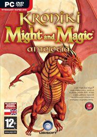 Okładka Might and Magic Kroniki: Antologia (PC)