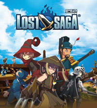 Okładka Lost Saga (PC)
