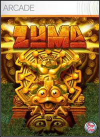 Okładka Zuma Deluxe (X360)