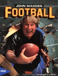 Okładka John Madden Football (PC)