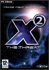 Okładka X2 The Threat (PC)