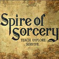 Okładka Spire of Sorcery (PC)