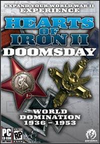 Okładka Hearts of Iron 2: Doomsday (PC)