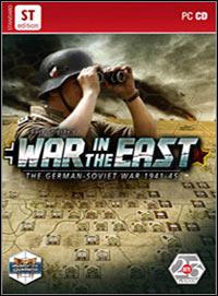 Okładka Gary Grigsby's War in the East: The German-Soviet War 1941-1945 (PC)