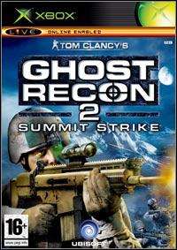 Okładka Tom Clancy's Ghost Recon 2: Summit Strike (XBOX)