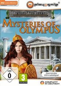 Beyond the Legend: Mysteries of Olympus cover