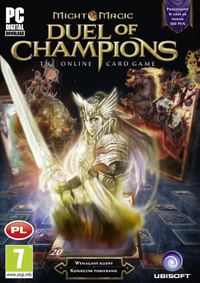 Okładka Might & Magic: Duel of Champions (PC)
