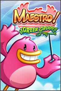 Okładka Maestro! Green Groove (NDS)