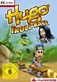 Okładka Hugo Troll Race (PC)