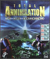 Okładka Total Annihilation: The Core Contingency (PC)