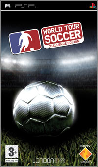 Okładka World Tour Soccer (PSP)