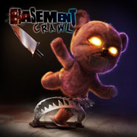 Game Basement Crawl (PS4) cover