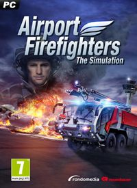 Game Box for Airport Firefighters: The Simulation (PC)