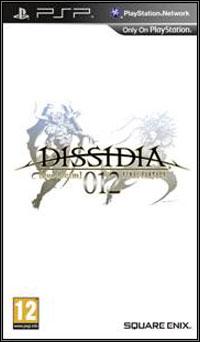 Okładka Dissidia 012: Duodecim Final Fantasy (PSP)