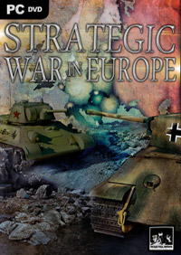 Game Box for Strategic War in Europe (PC)