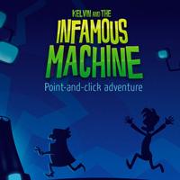 Okładka Kelvin and the Infamous Machine (PC)