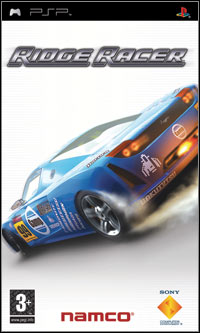 Okładka Ridge Racer (PSP)