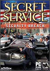 Game Box for Secret Service: Security Breach (PC)