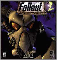 Game Box for Fallout 2 (PC)