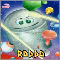 Robbo (PC cover