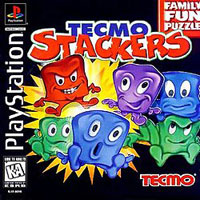 Game Box for Tecmo Stackers (PS1)