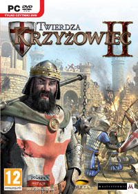 Okładka Stronghold: Crusader II (PC)