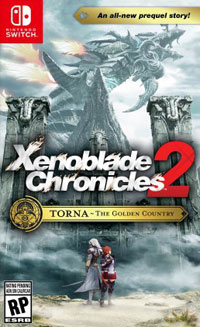 Game Box for Xenoblade Chronicles 2: Torna - The Golden Country (Switch)