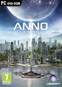Game Box for Anno 2205 (PC)