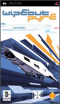 Okładka WipEout Pure (PSP)